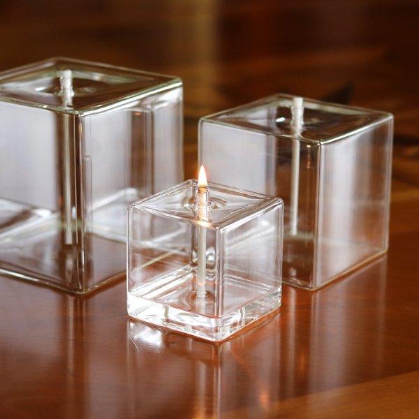 lampe-huile-verre-carree