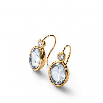 Boucles-oreilles-croise-cristal-clair-Baccarat
