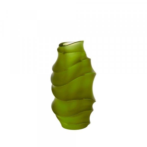 Christian-Ghion-vase-Sand-vert-Daum