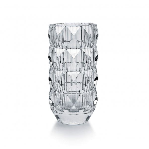 Vase-louxor-cristal-clair-rond-Baccarat