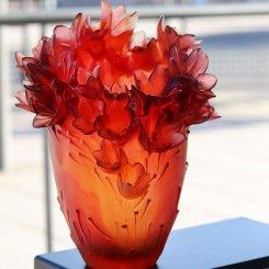 Vase-pate-de-cristal-safran-Daum