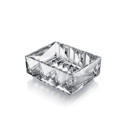 CRYSTAL STORAGE TRAY