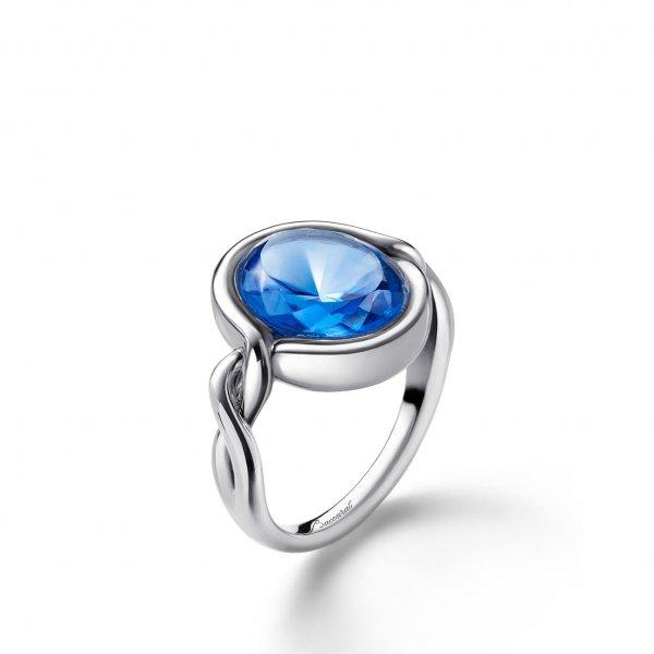bague-cristal-bleu-croise-Baccarat