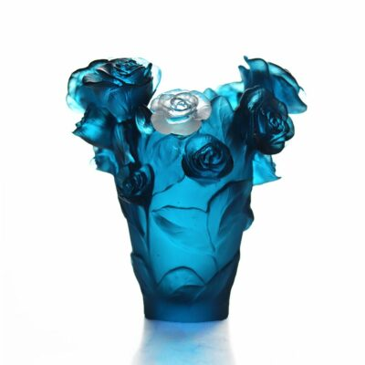 vase-rose-passion-cristal-bleu-daum-france