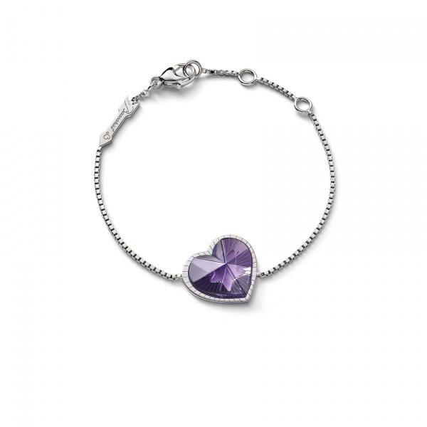 Bracelet-etoile-de-mon-coeur-violet-Baccarat