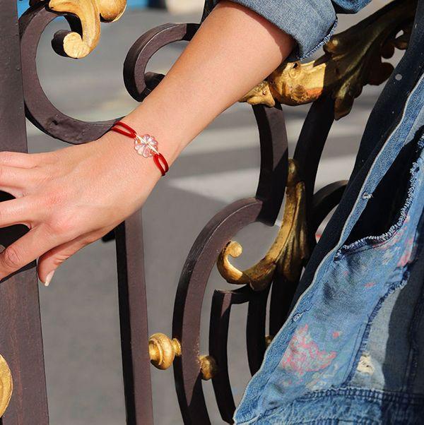 bracelet tendance en cristal