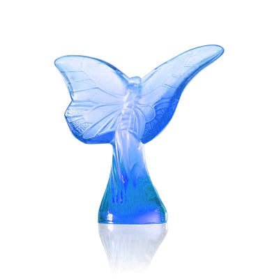 SCULPTURE PAPILLON LALIQUE
