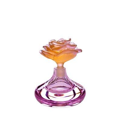 FLACON PARFUM ROSE ROMANCE DAUM