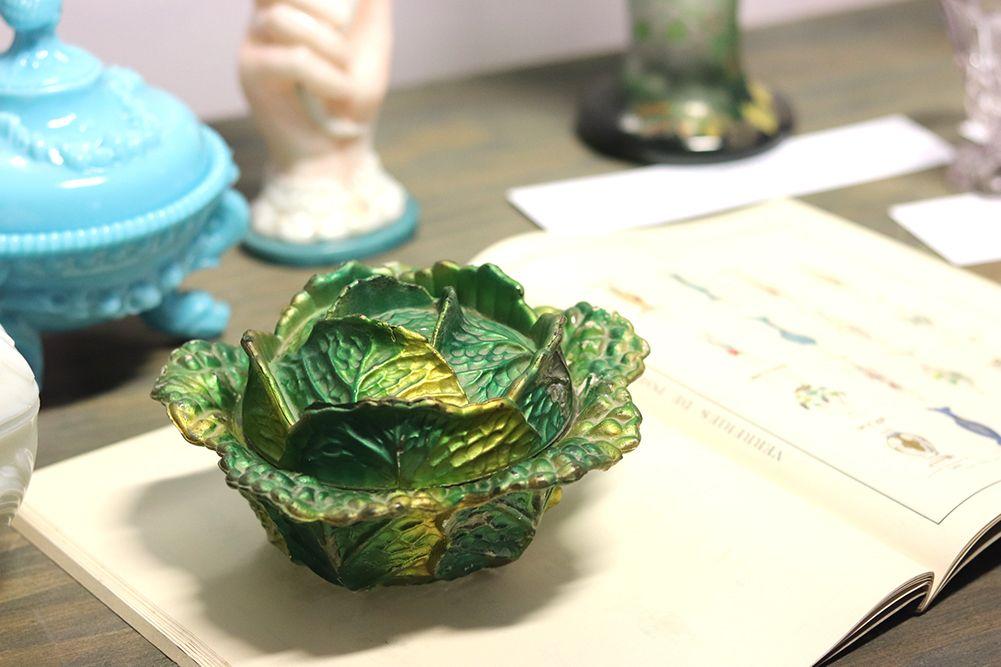 boite cristal fleur vallerysthal