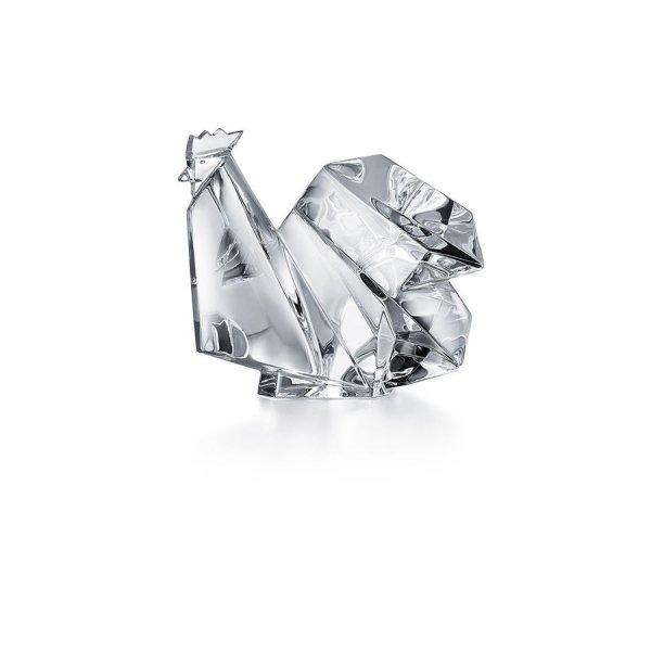 coq-origami-cristal-Baccarat
