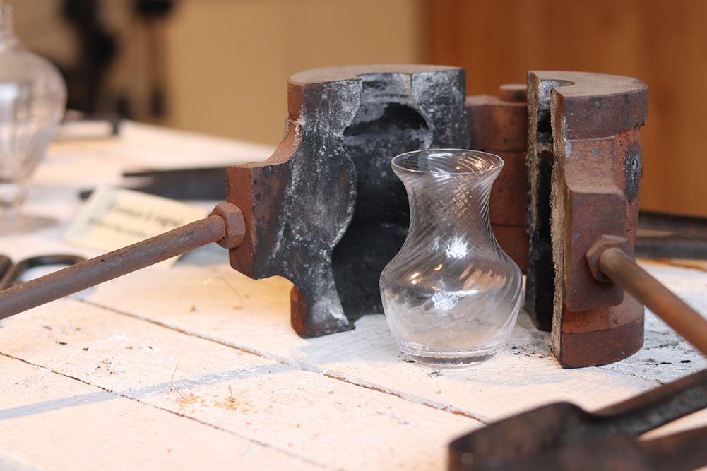fabrication cristal