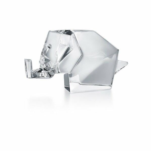 origami-elephant-cristal-Baccarat