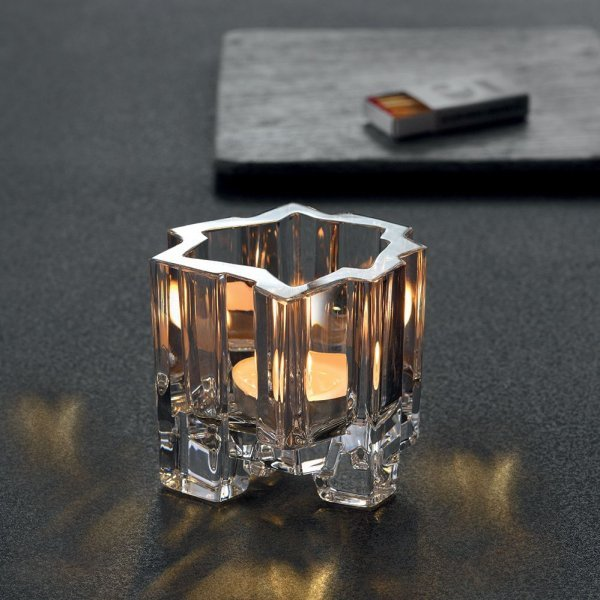 photophore cristal clair hikari nachtmann