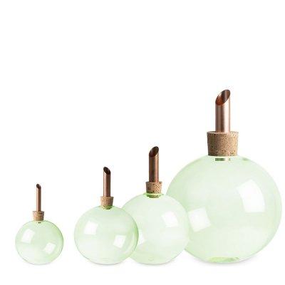 soliflore-verre-vert-design
