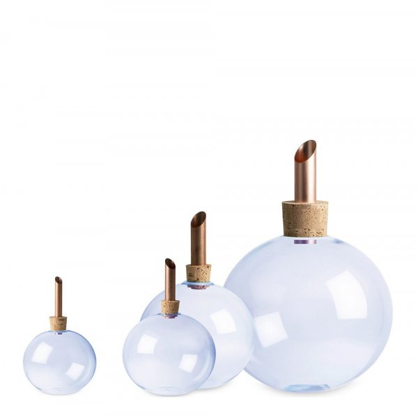 vase-verre-bleu-soliflor-scandinavia