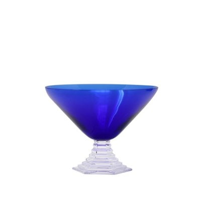 coupe-cristal-bleu-orsay-Baccarat