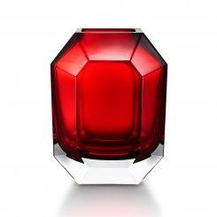vase-octogone-rouge-Baccarat