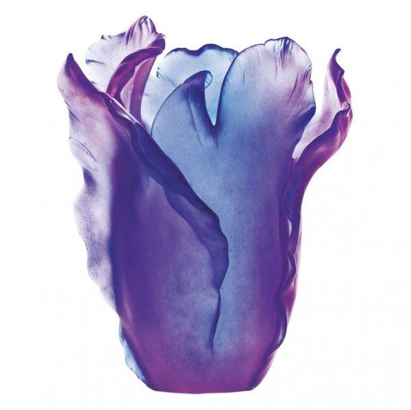 vase-tulipe-ultraviolet-Daum