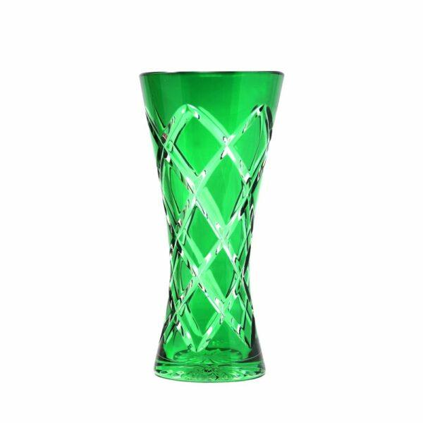 vase-cristal-vert-taille