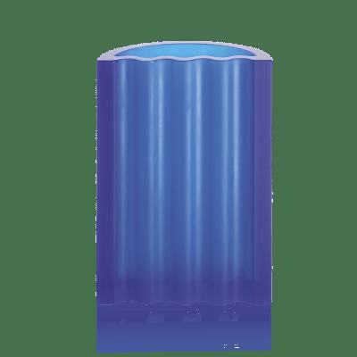 Victoria-Wilmotte-vase-bleu-Zig-zag-daum