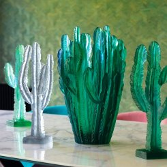collection cactus Emilio roba pour daum