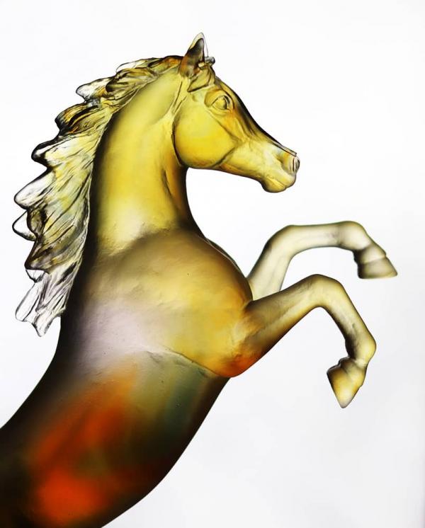 sculpture-cheval-cristal-daum-france