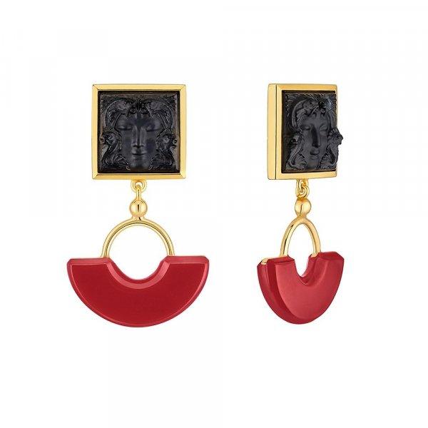 boucles-oreilles-arethuse-resine-rouge-Lalique