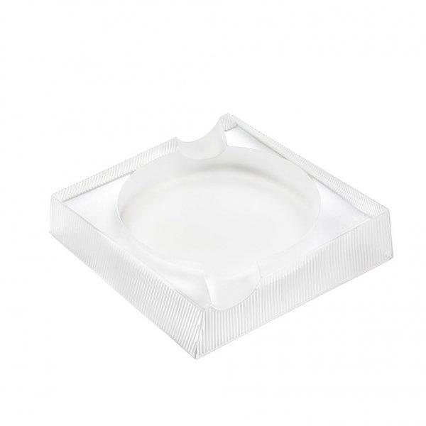 cendrier en cristal clair Wingen-Sur-Moder Lalique