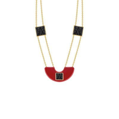 collier-arethuse-resine-rouge-lalique