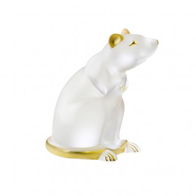 sculpture-rat-tamponne-or-lalique