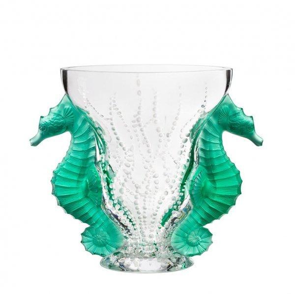 vase-poseidon-vert-menthe-lalique
