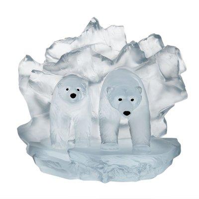 sculpture-ours-polaire-Kyriakos-Kaziras