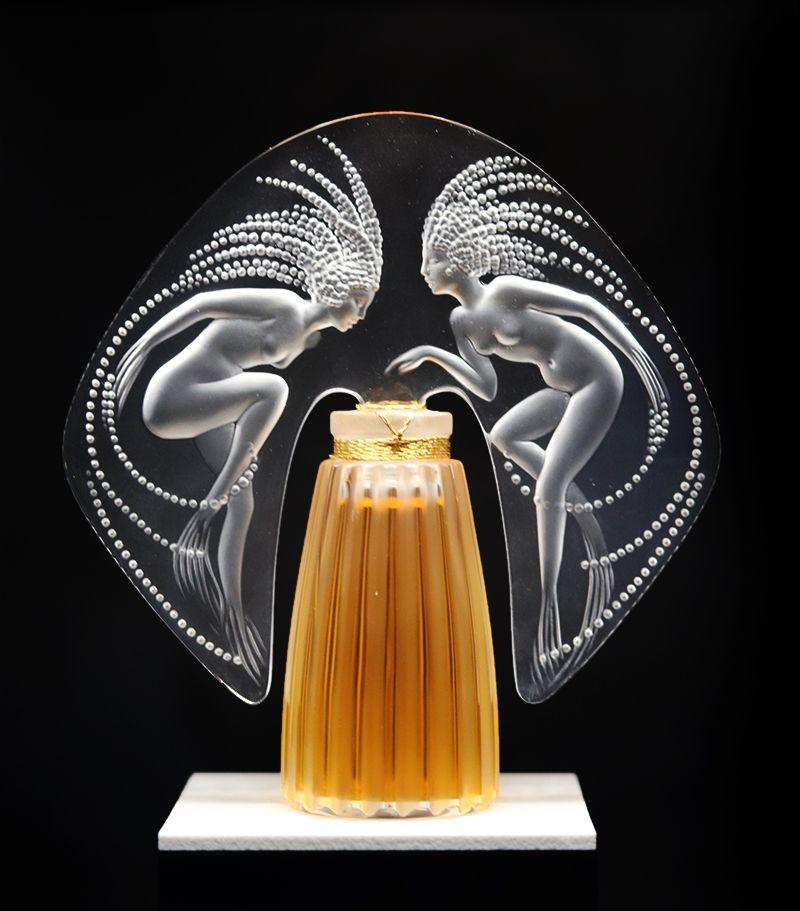 flacon lalique ondine 1998