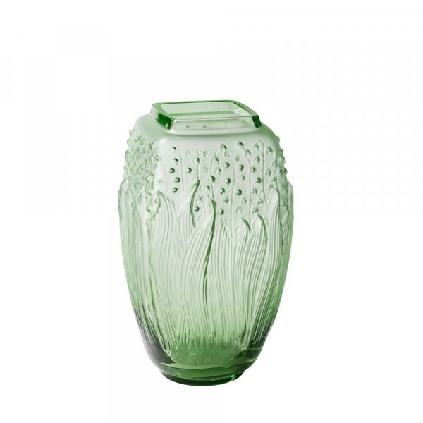 muguet-vase--cristal-vert-lalique