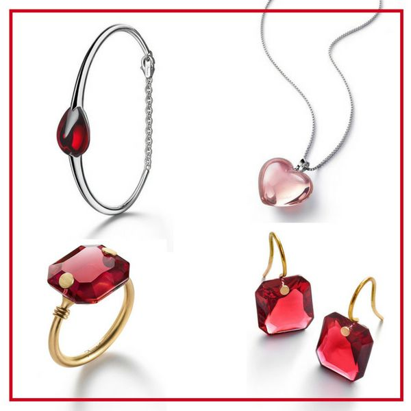 Baccarat Crystal Jewelry, Baccarat Jewels (2020)   Vessière