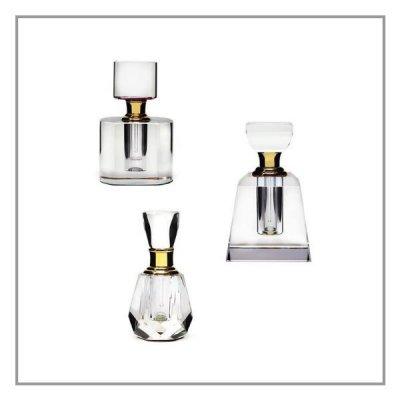 Flacons de parfum - Cristal