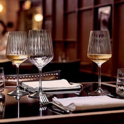 verre vin blanc et rouge de la serie lifestyle Spiegelau
