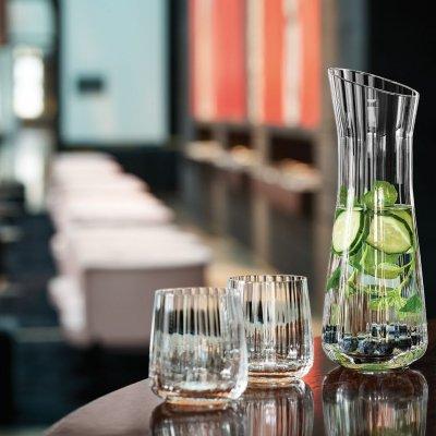 service de verre moderne en cristal Spiegelau
