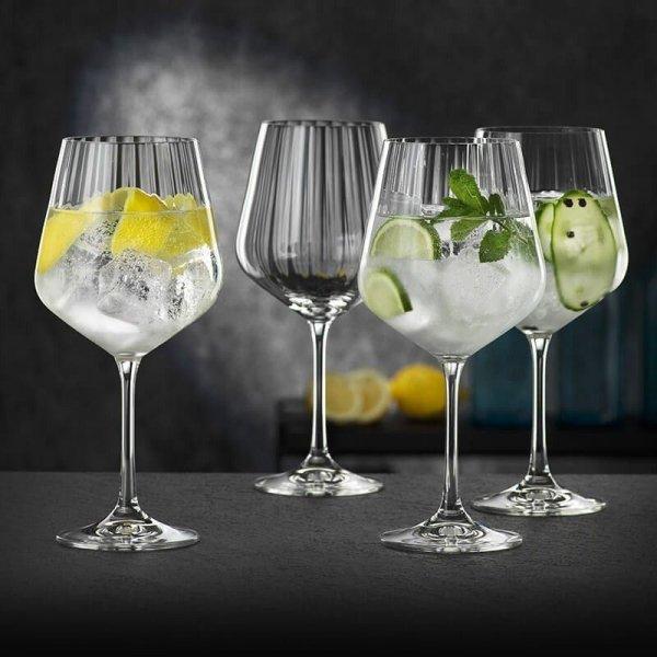 coffret de 4 verres gin tonic nachtmann