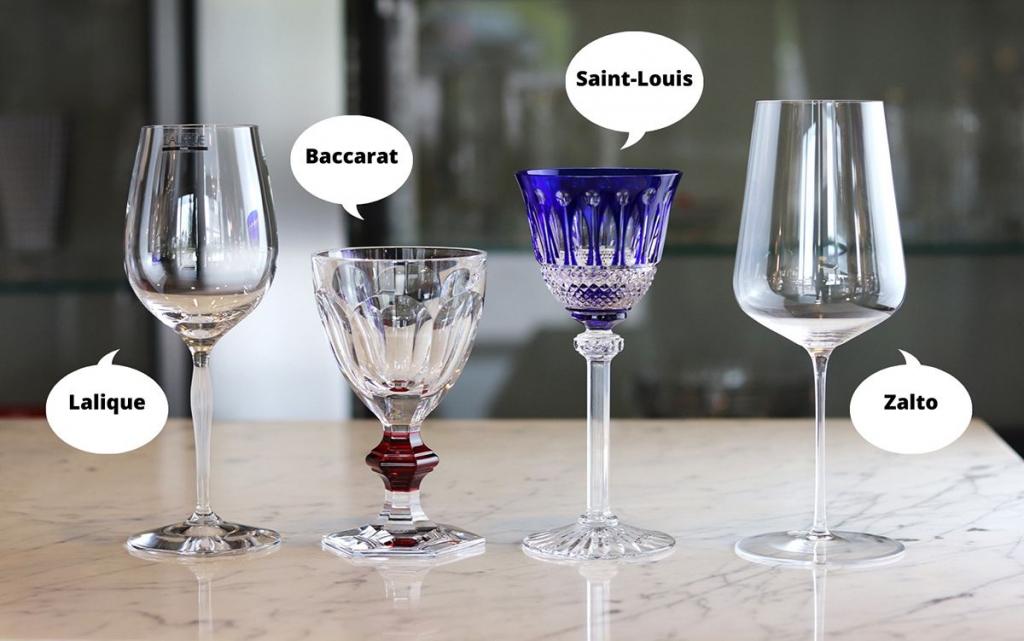 les meilleurs verres a vin en cristal