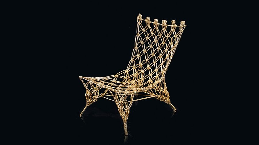 Knotted-Chair-marcel-wanders