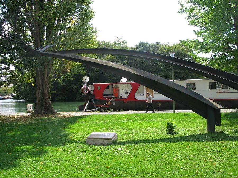sculpture reve aile robert rigot