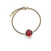bracelet-cristal-rouge-trefle-baccarat