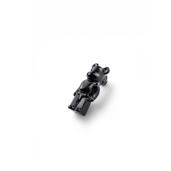 pins-bearbrick-cristal-noir-Baccarat