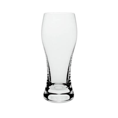 chope biere en cristal de la collection oenologie baccarat