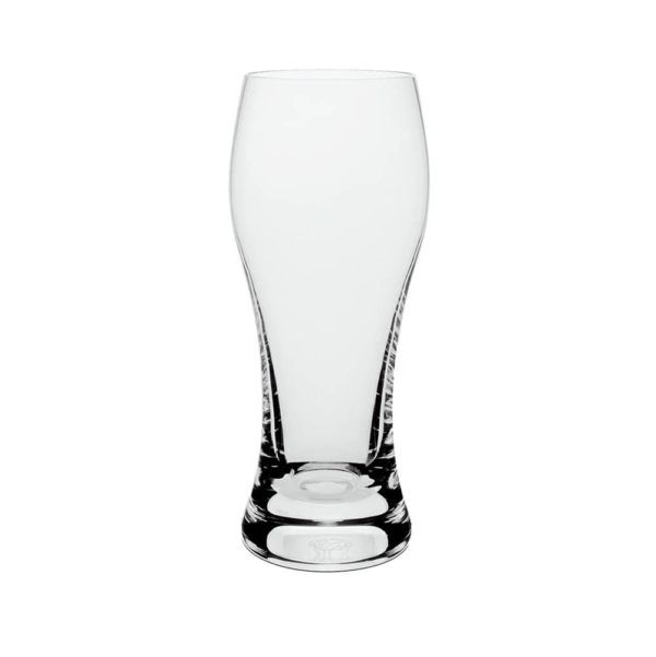 chope biere en cristal de la collection oenologie baccarat