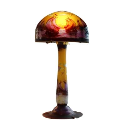 lampe-pate-de-verre-tip-galle-decor-maritime