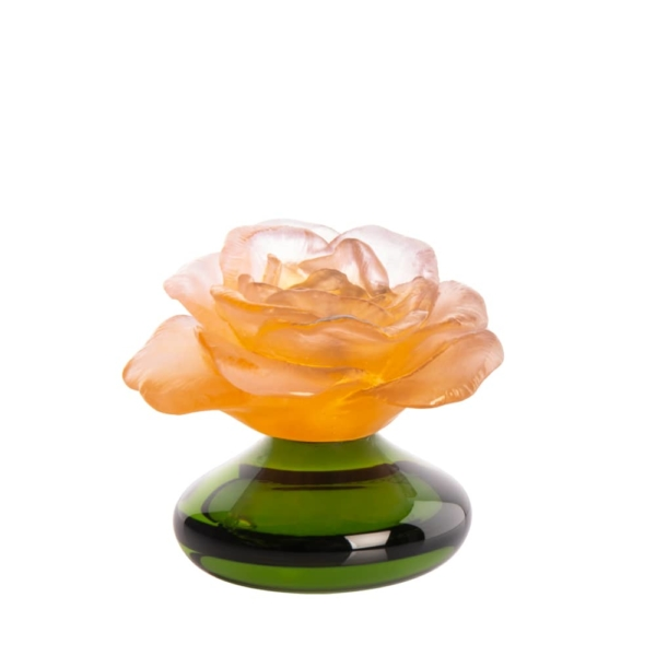 Rose-Romance-Fleur-decorative-cristal-daum-france