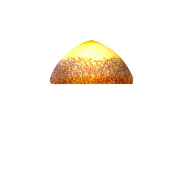 chapeau-dome-lampe-verre-ivoire