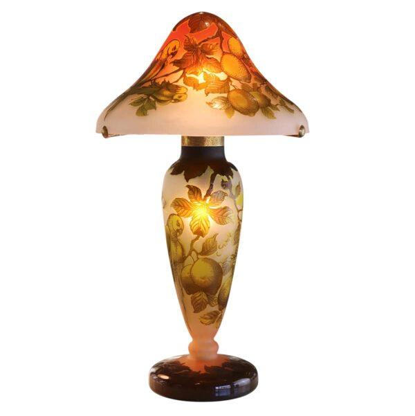 lampe-en-verre-tip-galle-perroquets